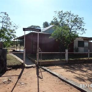 The Goongarrie Homestead