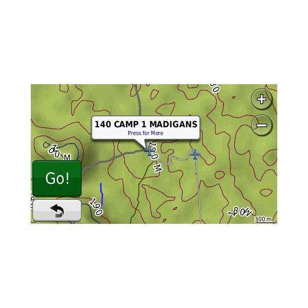 Madigan camp 1 Area