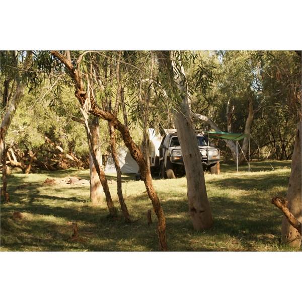 Mulyie Station camp, De Grey River