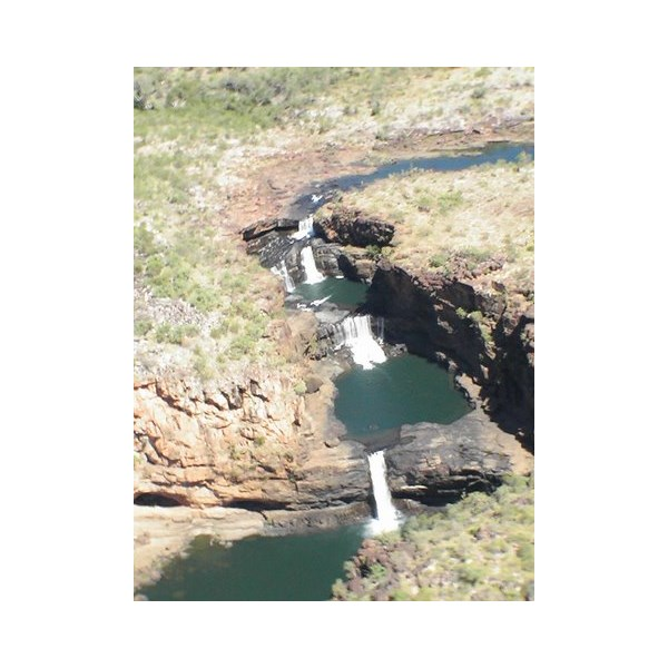 Mitchell Falls flight