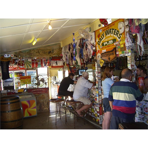 Daly Waters pub July/2007