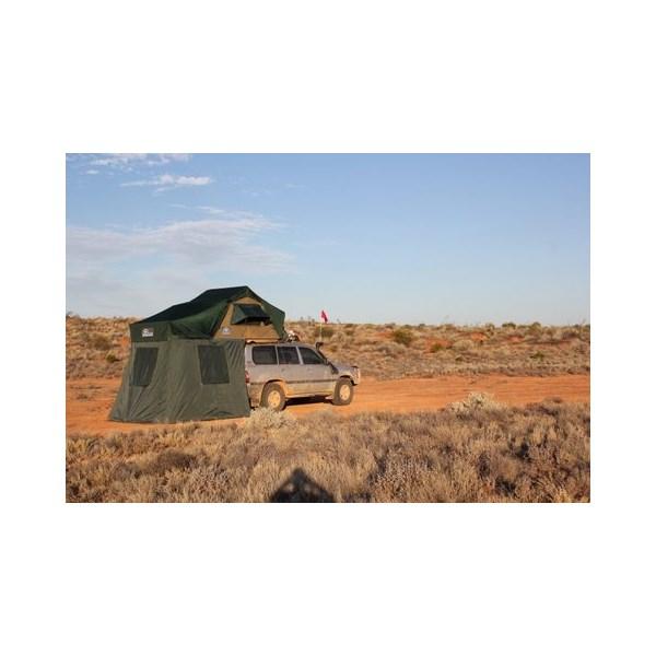 In the Simpson Desert - Madigan Line solo crossing