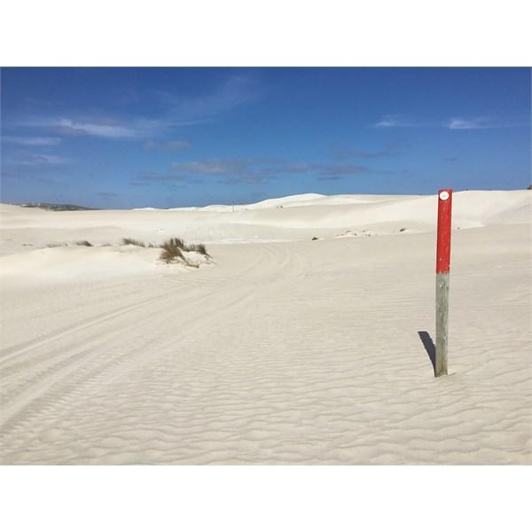 Follow the poles
