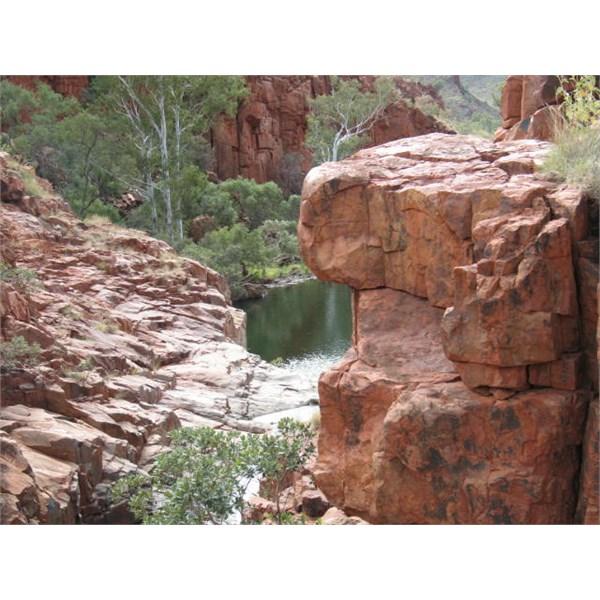Pilbara waterhole