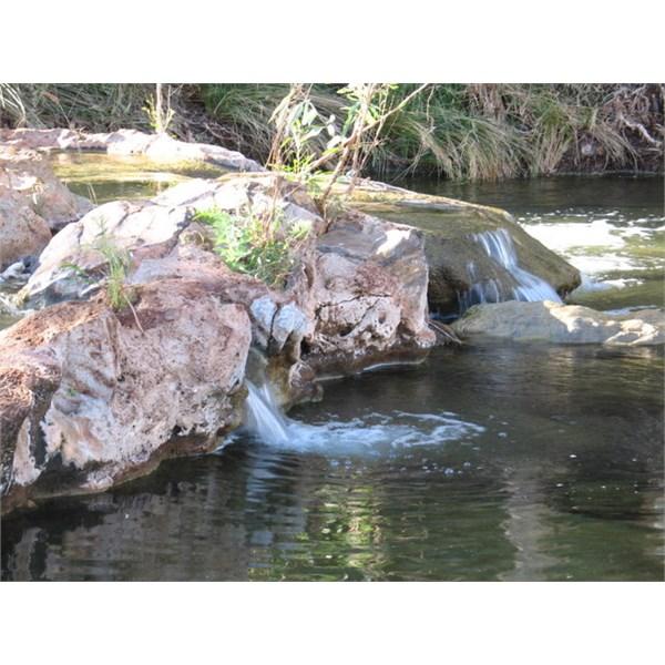 'Living waters' ~ east Pilbara