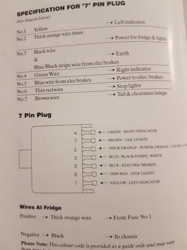 caravan wiring   exploroz forum electrical stove wiring diagram