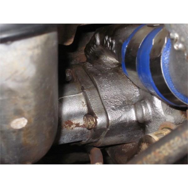 Clean Turbo Compressor end