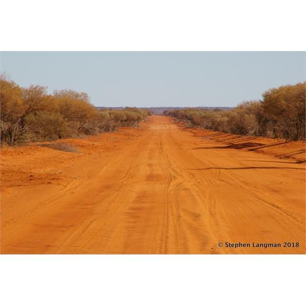 Mulga Park Road