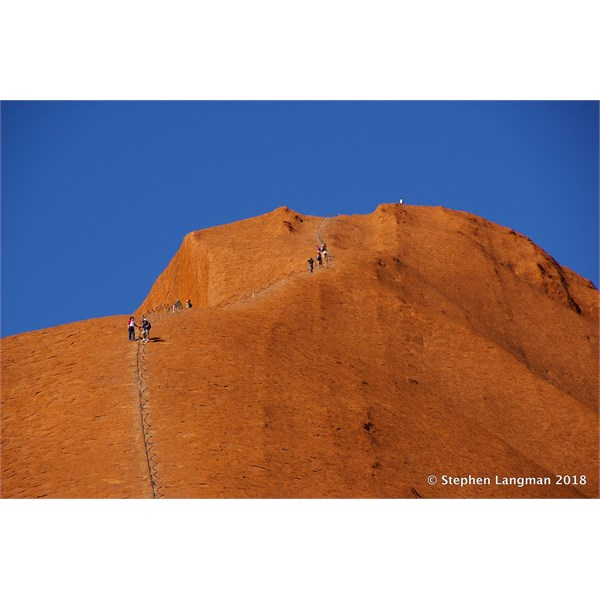 You have only got just over 12 months to get a climb in before it is closed for ever