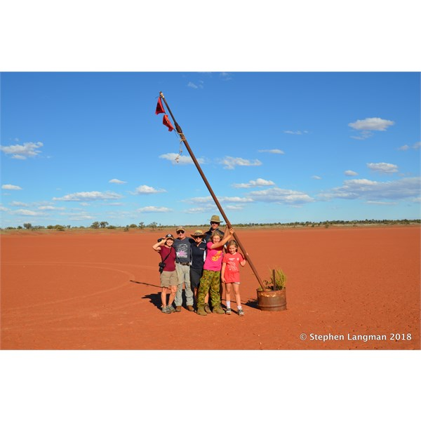 If anyone is heading out to Dingo, please collect those 2 poor girls that are trying to support the pole