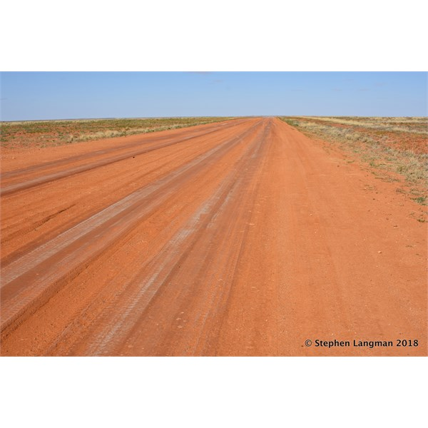 In the dry, the Oodnadatta Track is a great drive