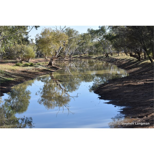 Sturt Creek on the Tanami Track