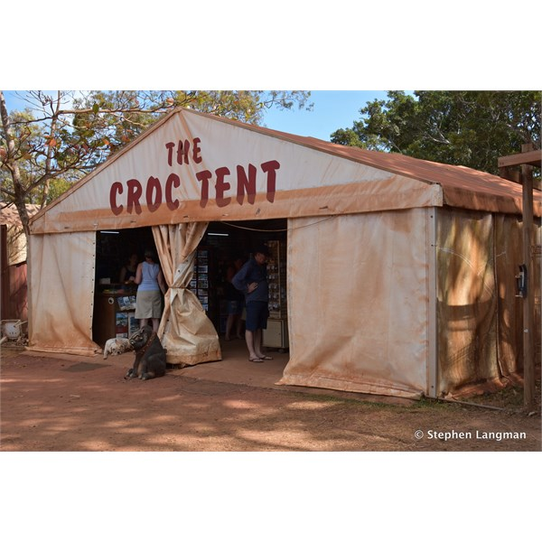 The Croc Tents is the best place for the most up to date information at the Tip