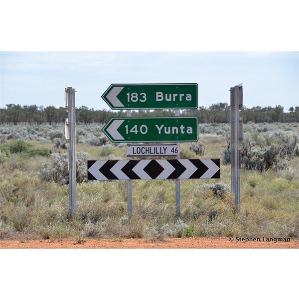 You can do a big loop, and head for either Burra or Yunta
