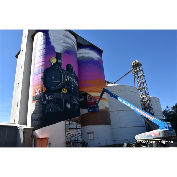 Farrell Flat will be South Australias latest Silo Art Project