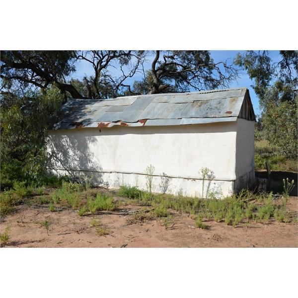 Casey's old Hut