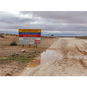 It is no fun when the Birdsville Track is like this