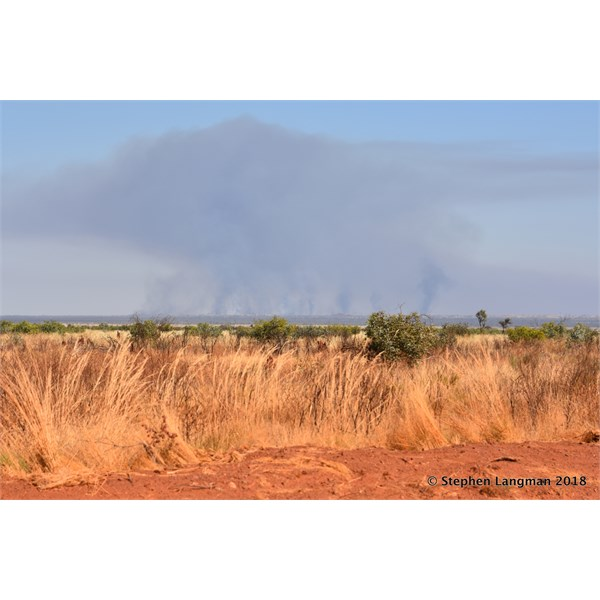 Tanami Traditional Burn Offs