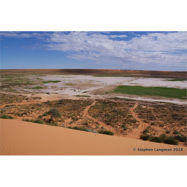 The many faces of the Simpson Desert