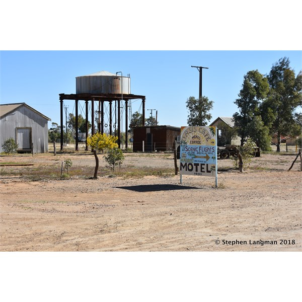 Marree - the start of the famous Oodnadatta Track