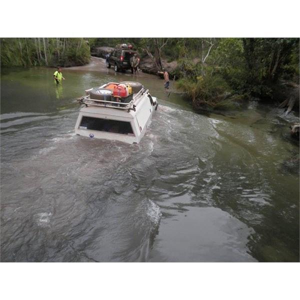 Nolans Brook (Bridge Creek) Cape York