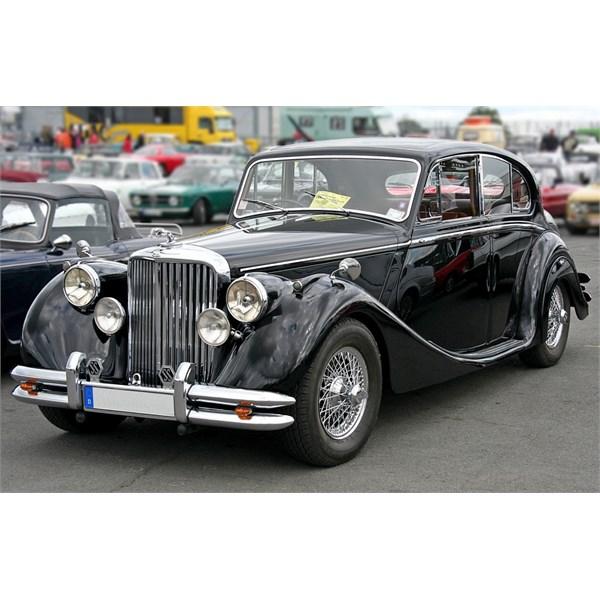 Jaguar Mark V Saloon - 1948-1951