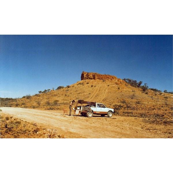 Mt Beadell 1984