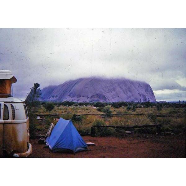 Uluru 1974