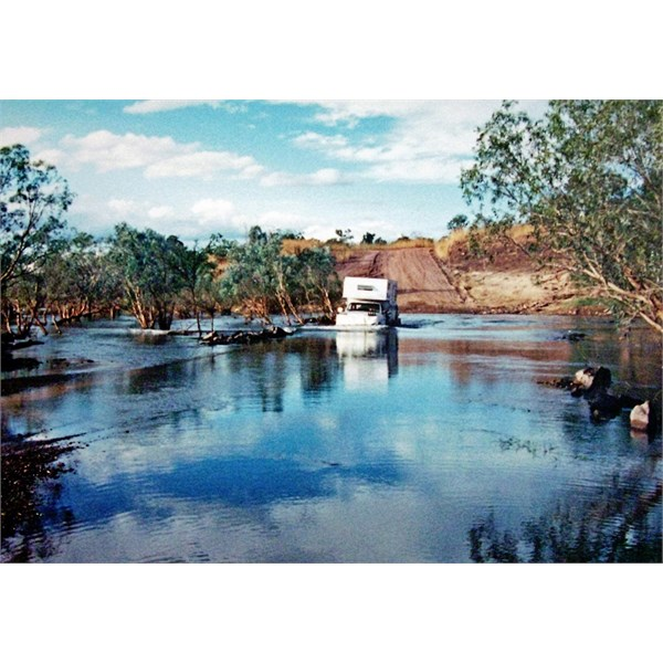 The Durack River 1995