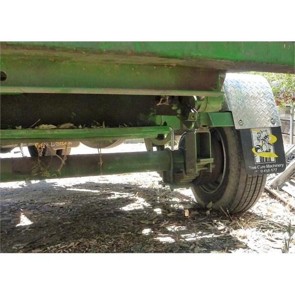 Single axle, GTM 4500kg
