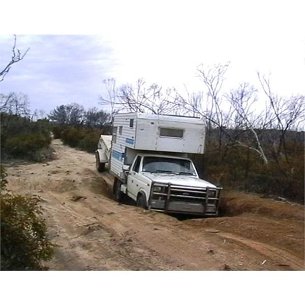 Border track 2002