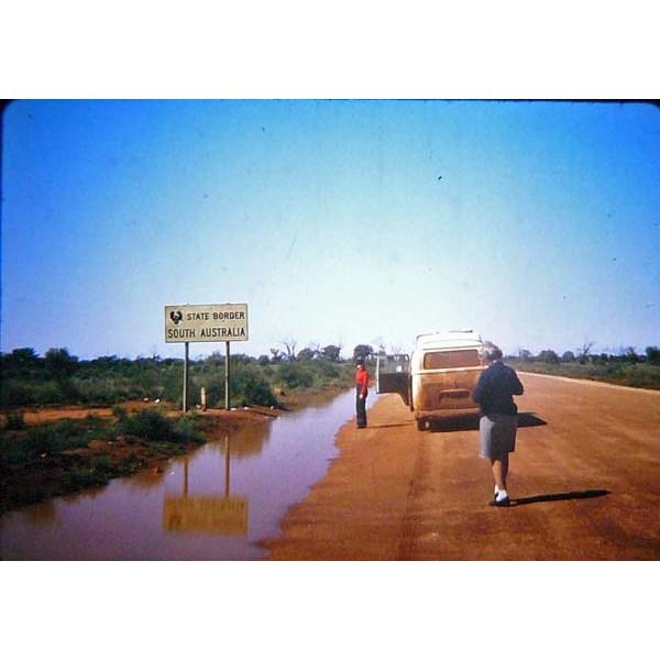 1974 NT-SA Border