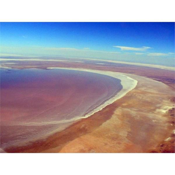 Lake Eyre 2009
