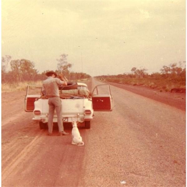 Old Stuart Highway - 1969.