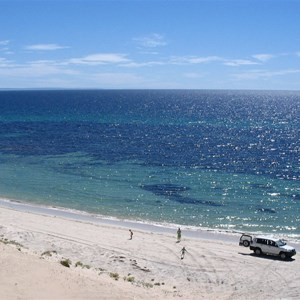 Geographe Bay from Peppermint Grove Beach