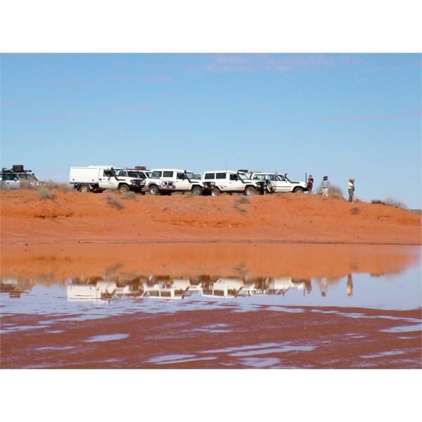 Simpson Desert July 2005