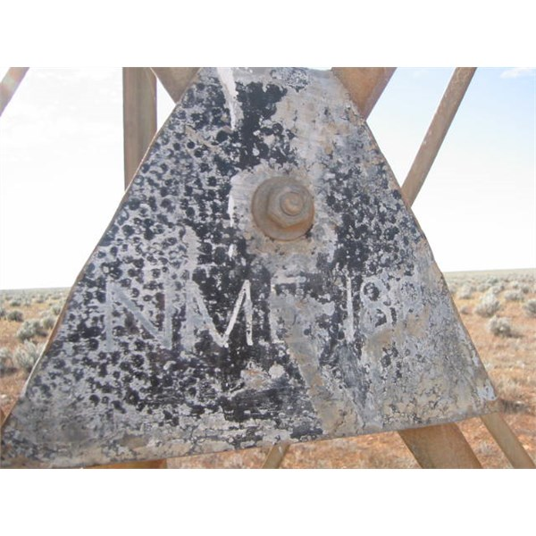 NME survey marker
