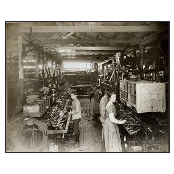 Winding dept early 1900