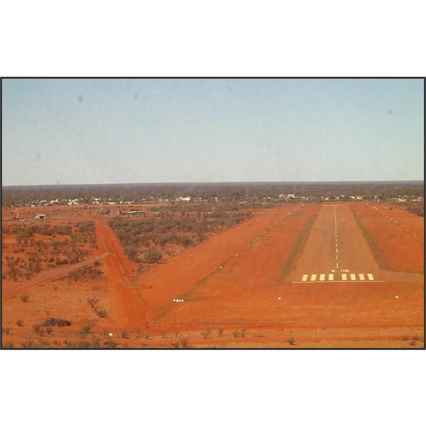 Airstrip at Thargominda