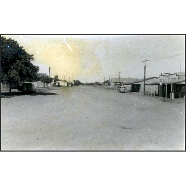 Thargomindah July 1955