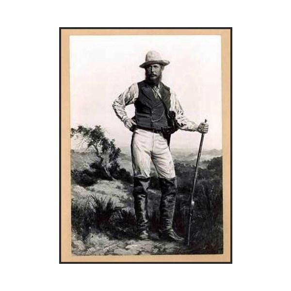 Portrait of John Forrest