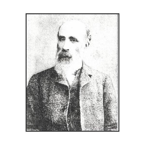 James Barnet, circa 1888