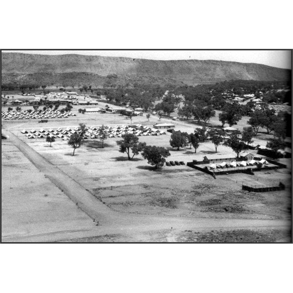 Another view of the Military Camp from Anzac Hill