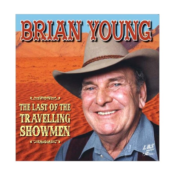 Brian Young Record sleeve