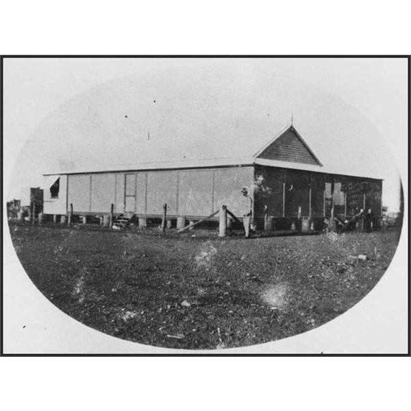 Boulia Divisional Board Hall, ca. 1900