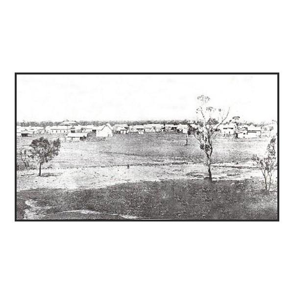 Kurawah (Broad Arrow) in May 1896.
