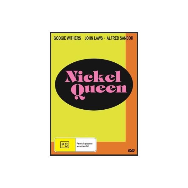 Nickel Queen DVD Cover