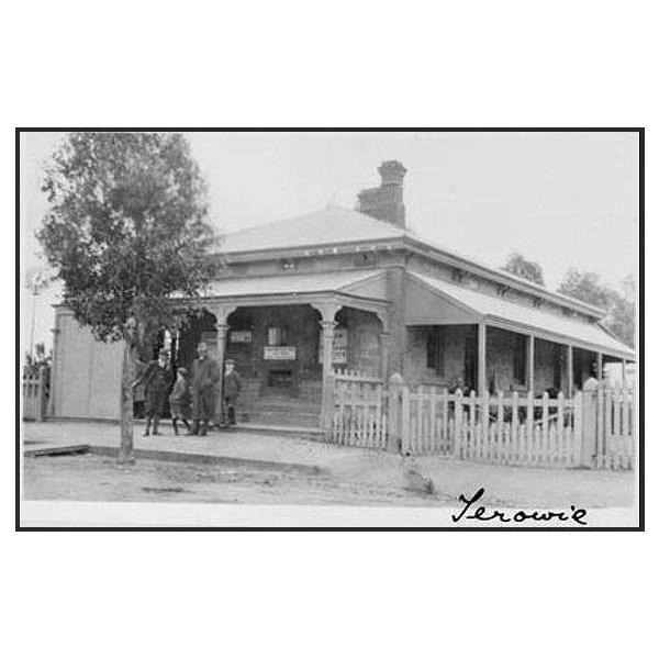 Terowie  Post Office 1901