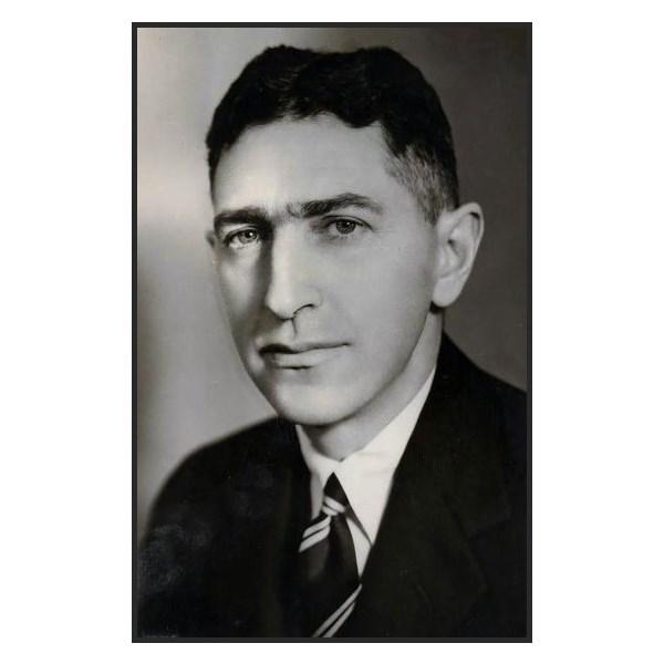 A portrait of Wilmot Hudson Fysh ca. 1935