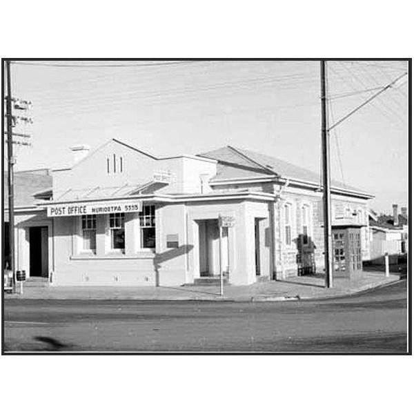 Nuriootpa Post Office after 1967